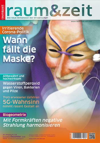 Cover raum&zeit Ausgabe 229