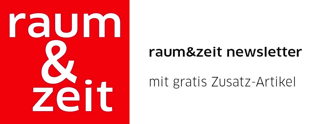 raum&zeit Newsletter