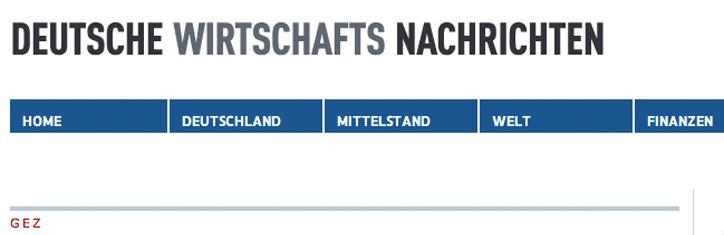 Www Deutsche Wirtschaftsnachrichten De